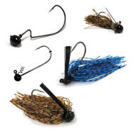 Tungsten Fishing Jigs by Harmony Fishing Company